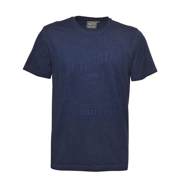 """Goodyear Men's T-Shirt """"Road Tested"""""""