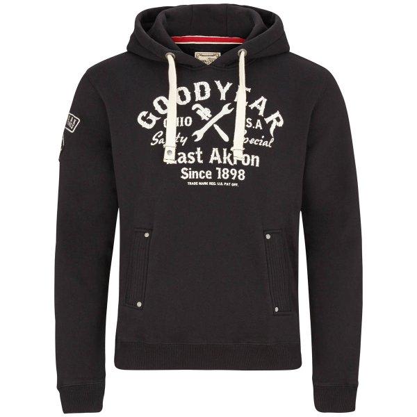 "Goodyear Hooded Men's Sweatshirt ""Amarillo"""
