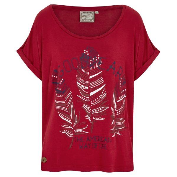 "Goodyear Women's T-Shirt ""Hermiston"""