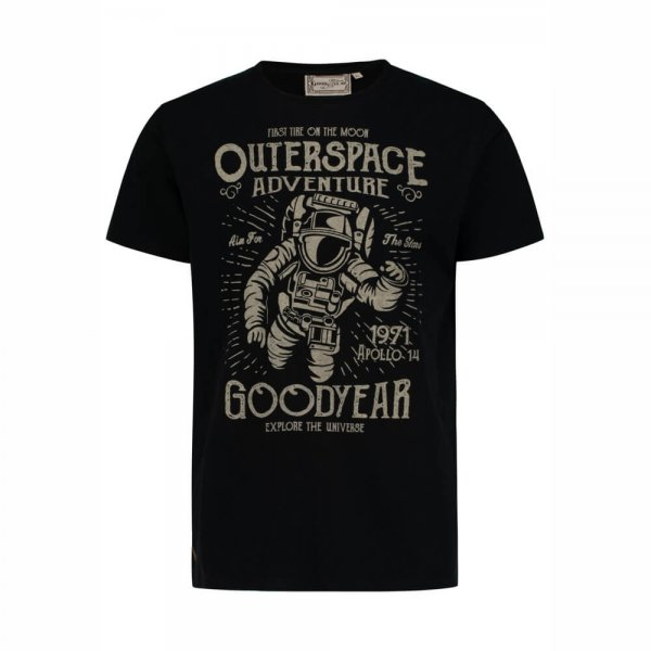 """Goodyear Men's T-Shirt """"Outerspace"""""""