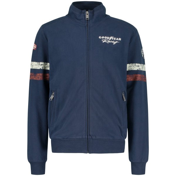 "Goodyear Men's Sweatjacket ""Daytona"""