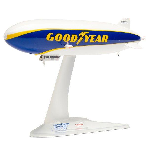 Goodyear Blimp Model
