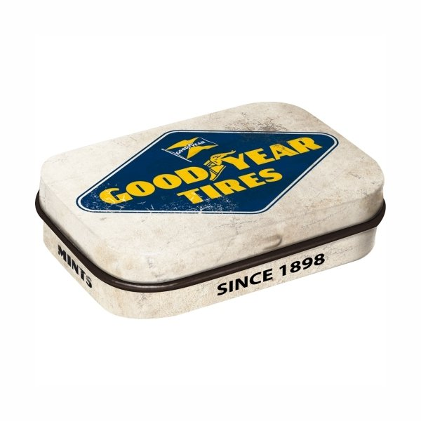 Goodyear Mint Box