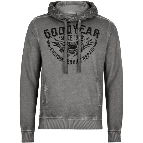 "Goodyear Men's Hooded Sweatshirt ""George"""