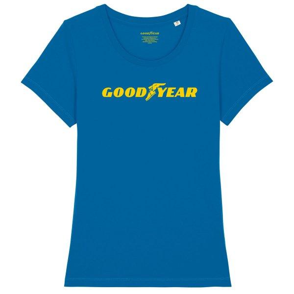 """Goodyear Women's T-Shirt """"Logo"""""""