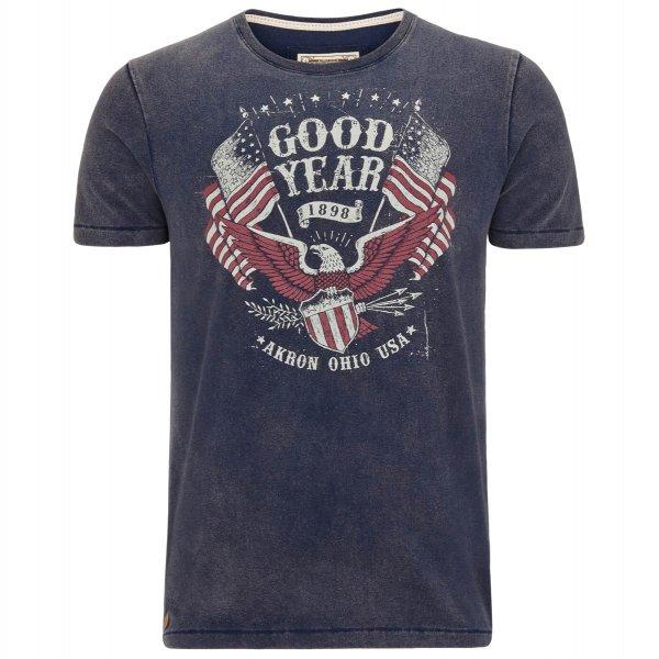 """Goodyear Men's T-Shirt """"Jamestown"""""""