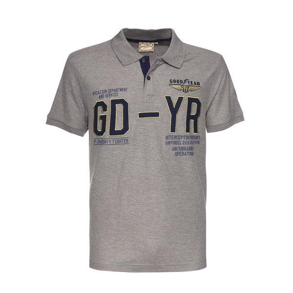 "Goodyear Men's Polo Shirt ""GD-YR"""