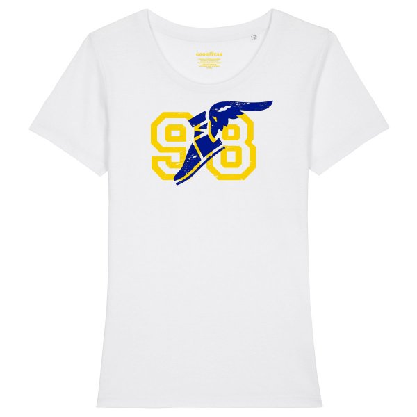 "Goodyear Women's T-Shirt ""Wing 98"""
