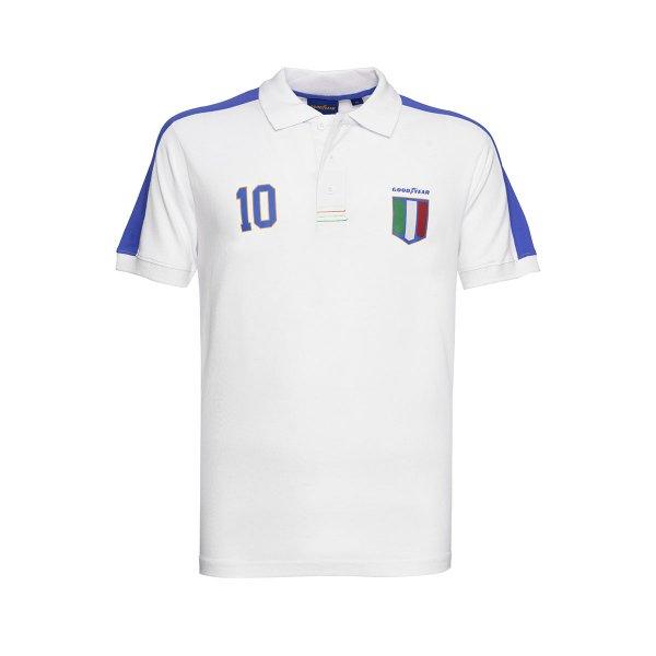 "Goodyear Men's Polo Shirt ""Team Italy"""