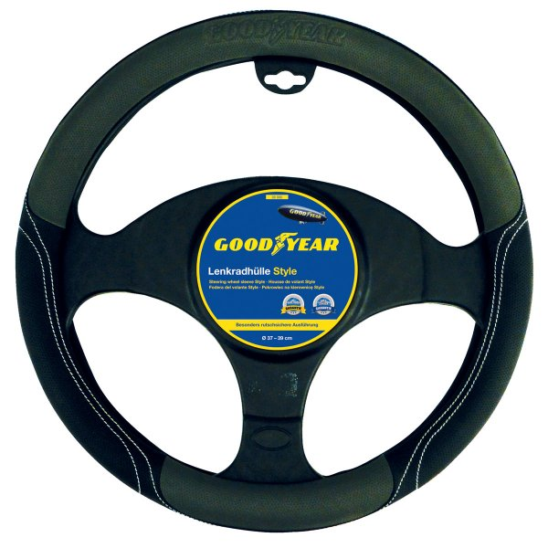 """Goodyear Steering Wheel Cover """"Style"""""""