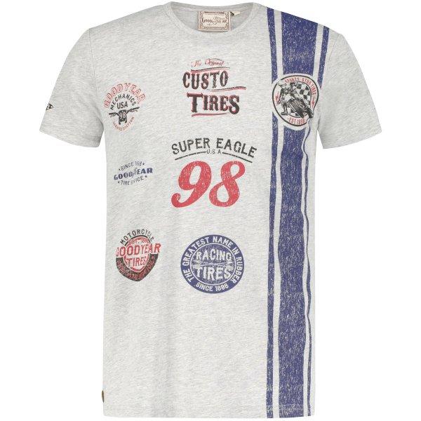 "Goodyear Men's T-Shirt ""Atlanta"""