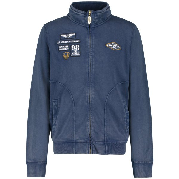 "Goodyear Men's Sweatjacket ""Michigan"""
