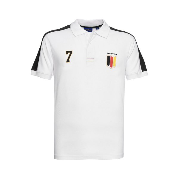 "Goodyear Men's Polo Shirt ""Team Germany"""