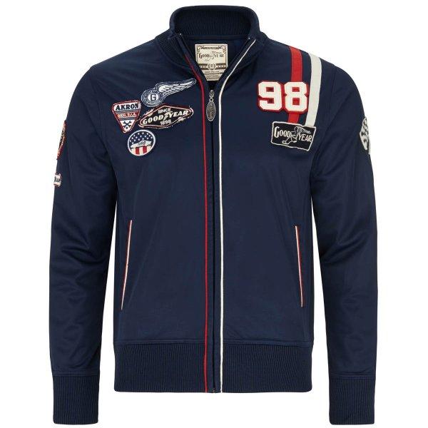 "Goodyear Men's Tricot Jacket ""Wellston"""