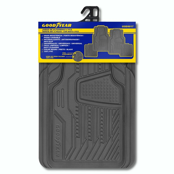 Goodyear Gum Car Mats (Set of 4)