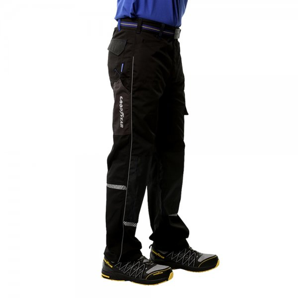 Goodyear Reflective Workwear Trousers