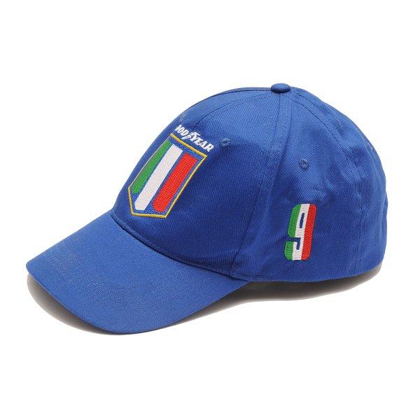"Goodyear Baseball Cap ""Team Italy"""