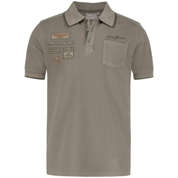 "Goodyear Men's Polo Shirt ""Charleston"""