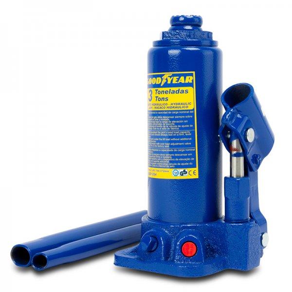 Goodyear Hydraulic Bottle Jack (3 to)