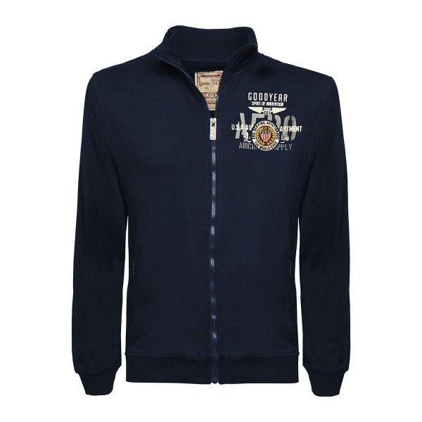 """Goodyear Men's Sweater Jacket """"Aero"""""""