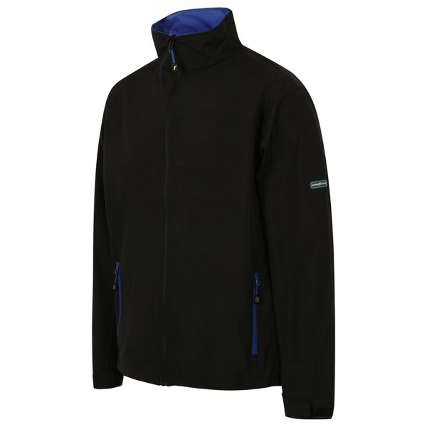 Goodyear Fleeced Lined Full Zip Softshell Jacket