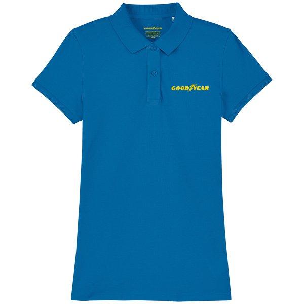"Goodyear Women's Polo Shirt ""Logo"""