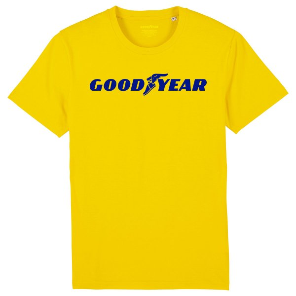 "Goodyear Men's T-Shirt ""Logo"""