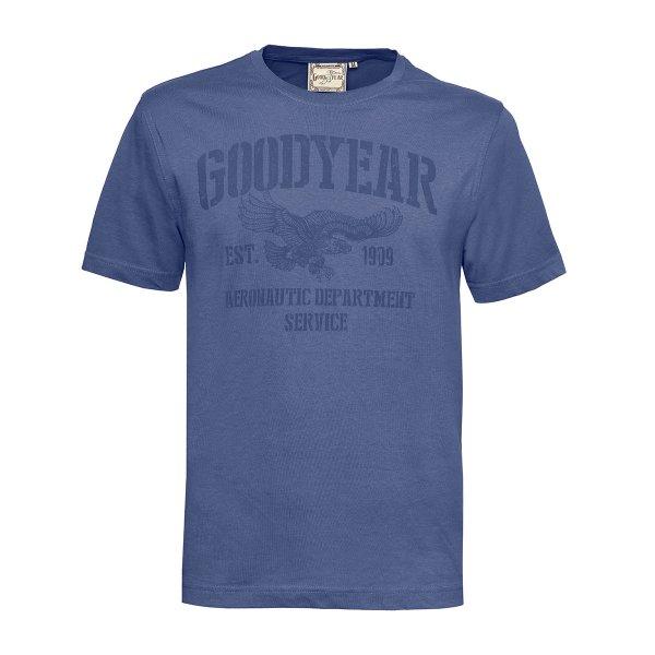 "Goodyear Men's T-Shirt ""Aeronautic Department"""
