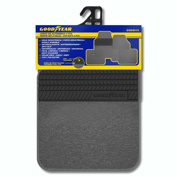 Goodyear Car Mats (Set of 4)