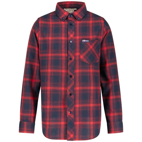 "Goodyear Men's Check Shirt ""Denali"""
