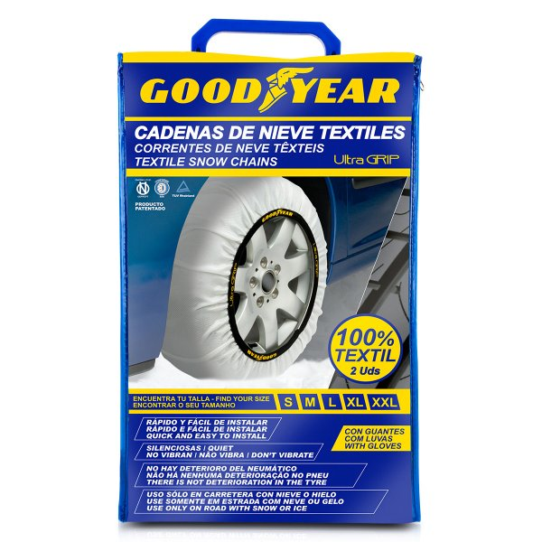 Goodyear Textile Ultra Grip Snow Chains Size L