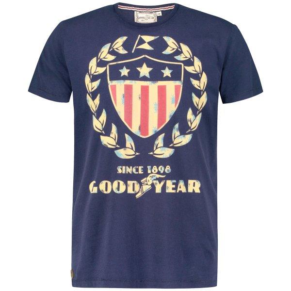 """Goodyear Men's T-Shirt """"Iowa"""""""