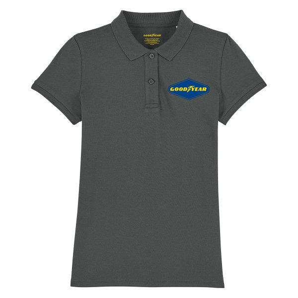"Goodyear Women's Polo Shirt ""Diamond"""