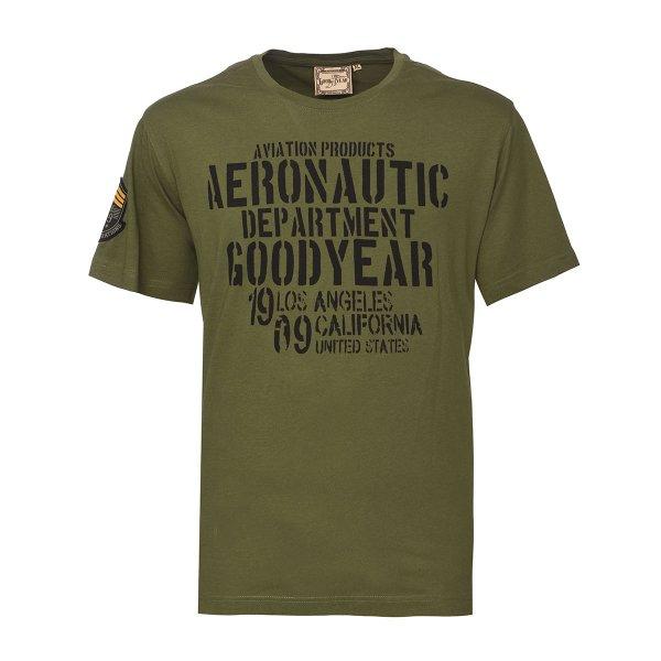 "Goodyear Men's T-Shirt ""Aeronautic"""