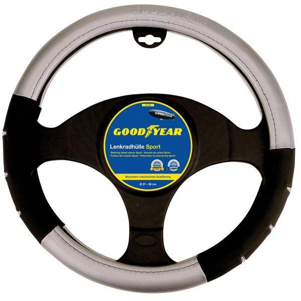 "Goodyear Steering Wheel Cover ""Sport"""