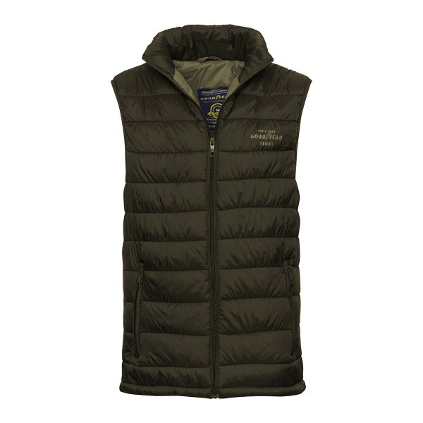 "Goodyear Men's Vest ""Since 1898"""