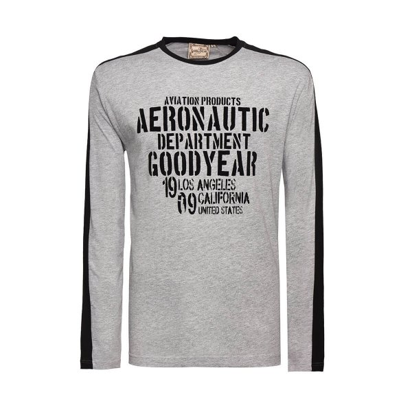"Goodyear Men's Longsleeve ""Aeronautic Department"""