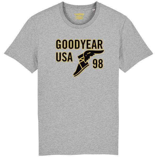 "Goodyear Men's T-Shirt ""USA Wings 98"""