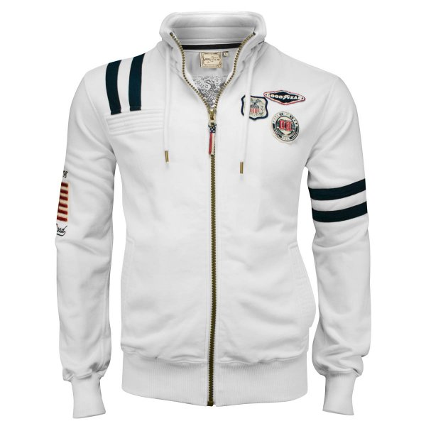 "Goodyear Men's Sweatjacket ""Eagle"""