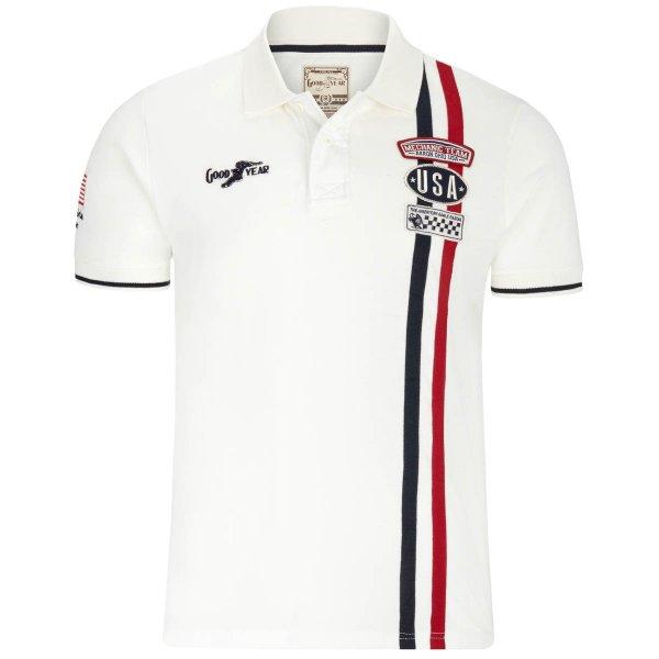 """Goodyear Men's Polo Shirt """"Las Vegas"""""""