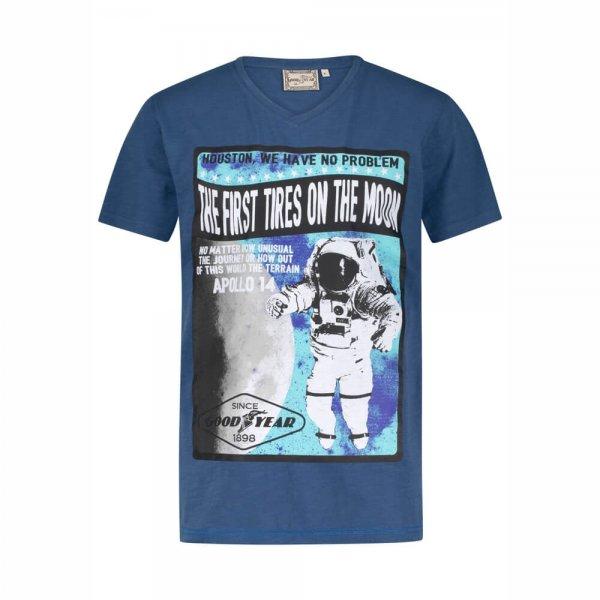 """Goodyear Men's T-Shirt """"Moonland"""""""