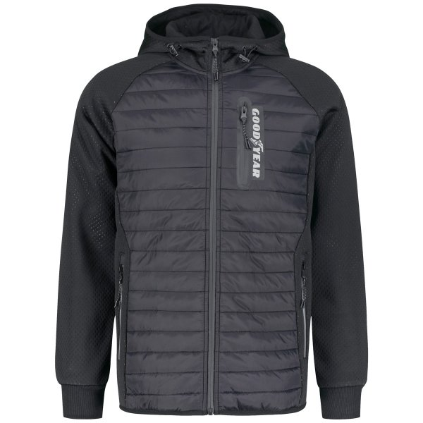 "Goodyear Men's Hooded Jacket ""Seward"""