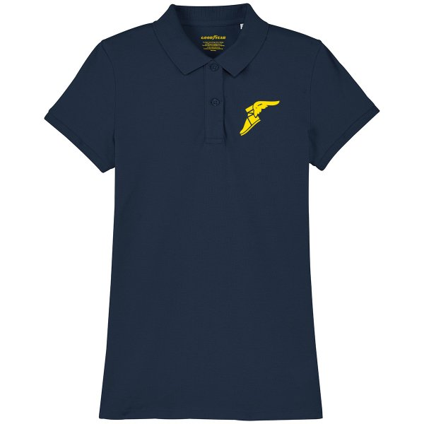 "Goodyear Women's Polo Shirt ""Wing"""