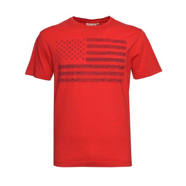 "Goodyear Men's T-Shirt ""Stars & Stripes"""
