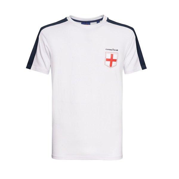 """Goodyear Men's T-Shirt """"Team England"""""""