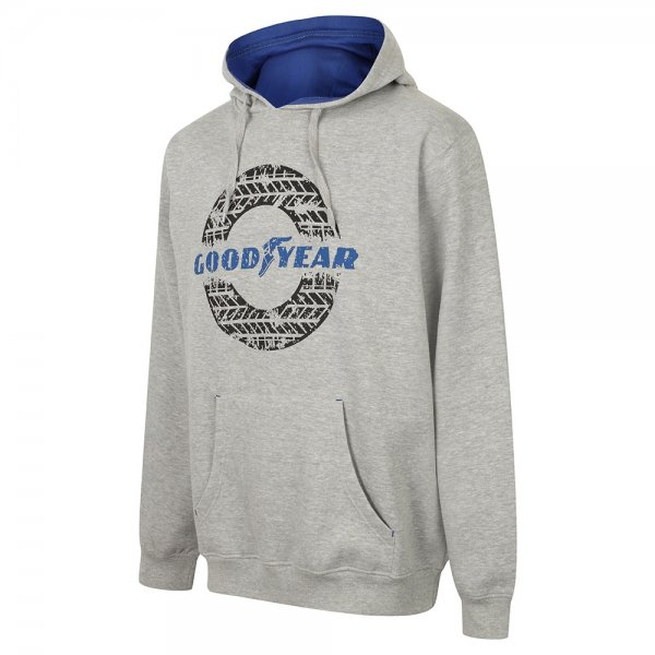 Goodyear Hooded Sweater
