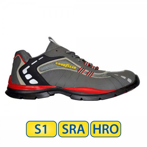 Goodyear S1 SRA HRO Safety Shoes