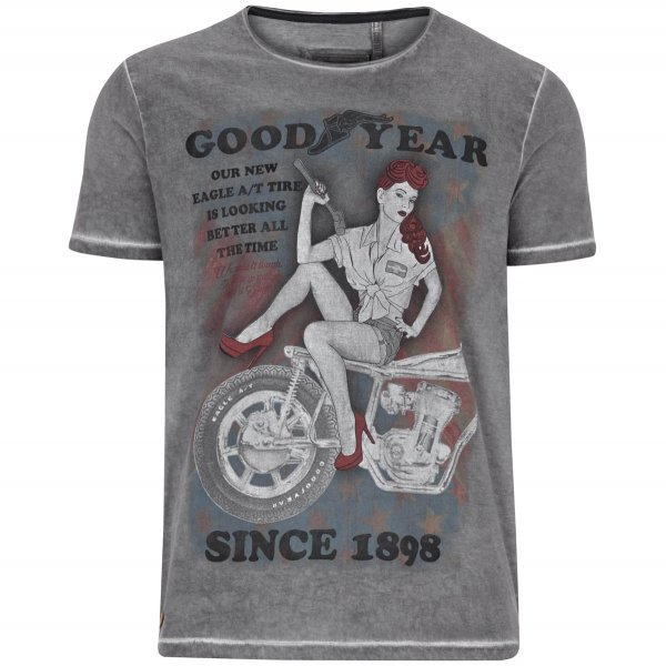 "Goodyear Men's T-Shirt ""Vincent"""