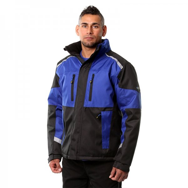Goodyear Padded Waterproof Workwear Winter Jacket