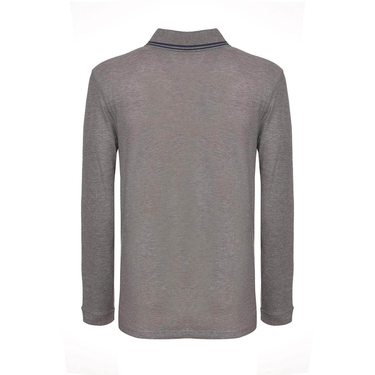 de182381d Goodyear Men s long-sleeved Polo Shirt